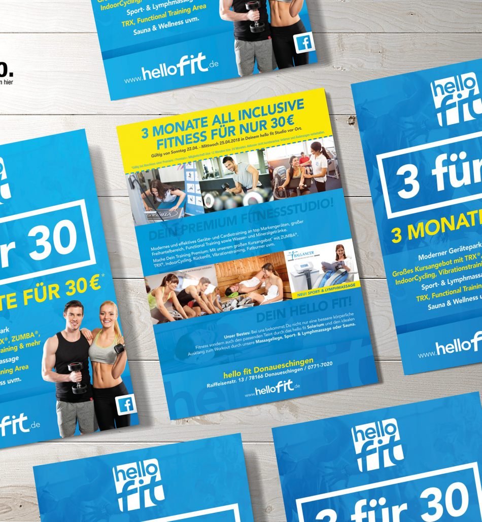 hello fit Fitnessstudio
