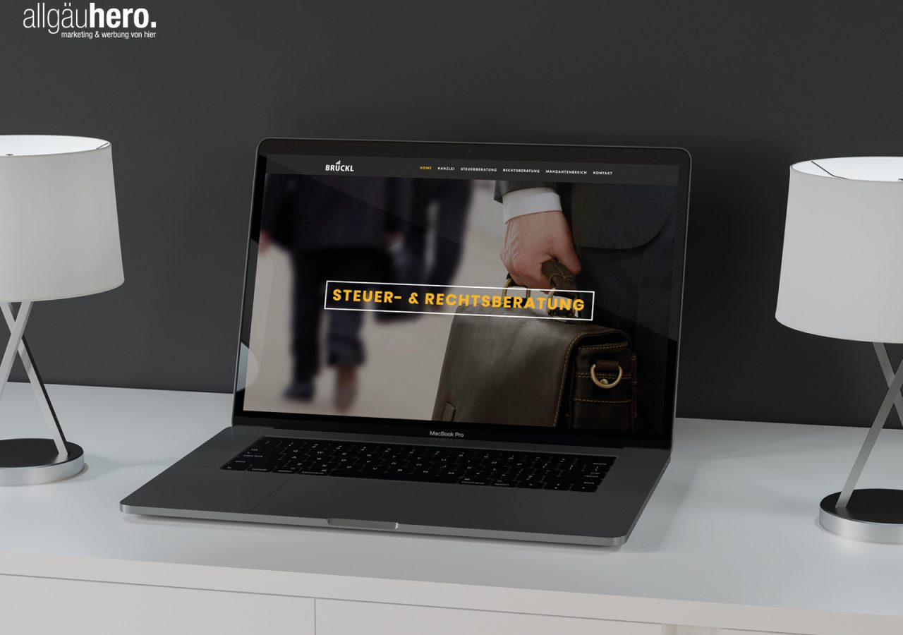 Referenz Allgäuhero Werbeagentur Brückl
