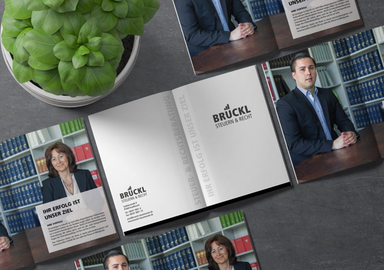 Allgäuhero Werbeagentur Referenz Brückl Kaufbeuren