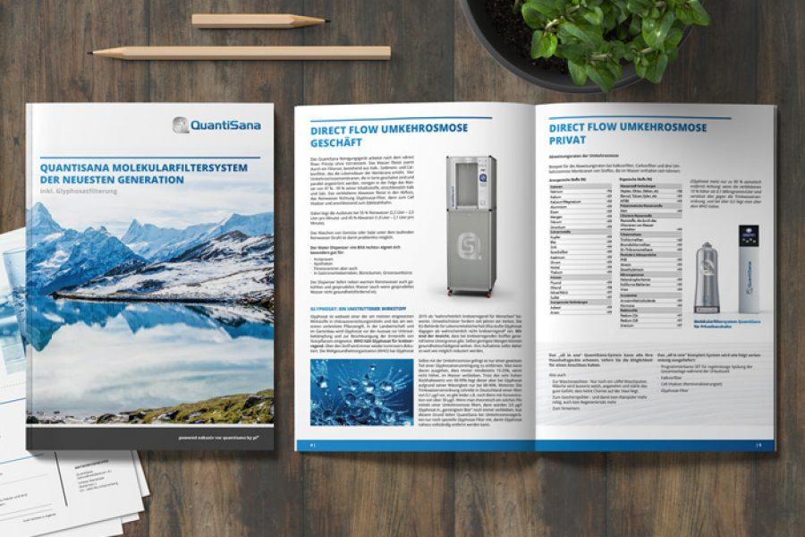 QuantiSana Gesundheitszentrum – Wasser